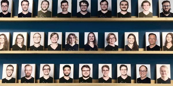 HiveMQ team gallery