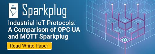 White Paper: OPC UA vs. MQTT Sparkplug