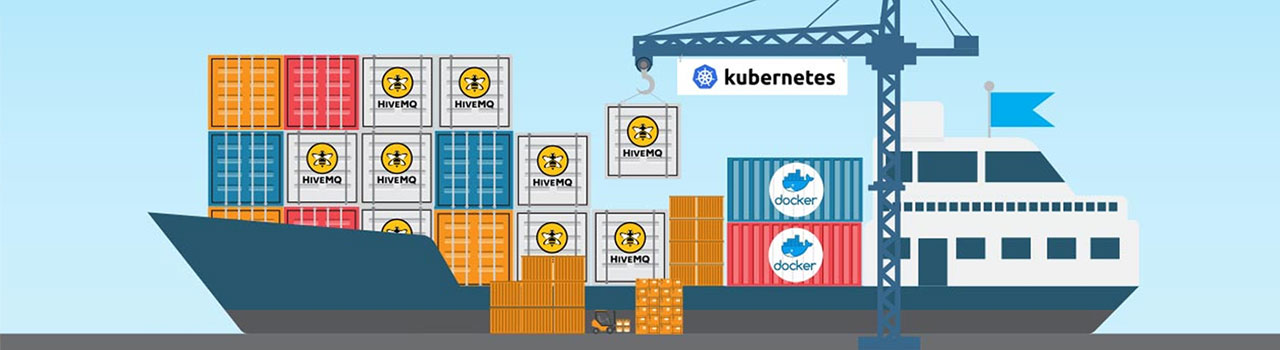 How to run a HiveMQ cluster with Docker and Kubernetes