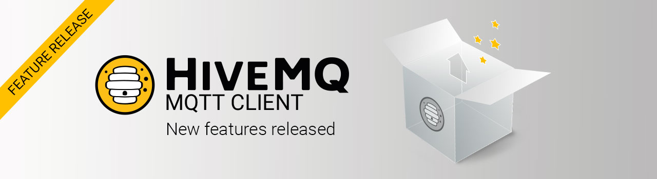The HiveMQ MQTT Client 1.2.0 is released