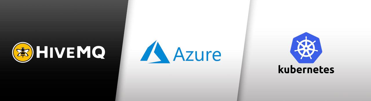 HiveMQ with Azure Kubernetes Service (AKS)