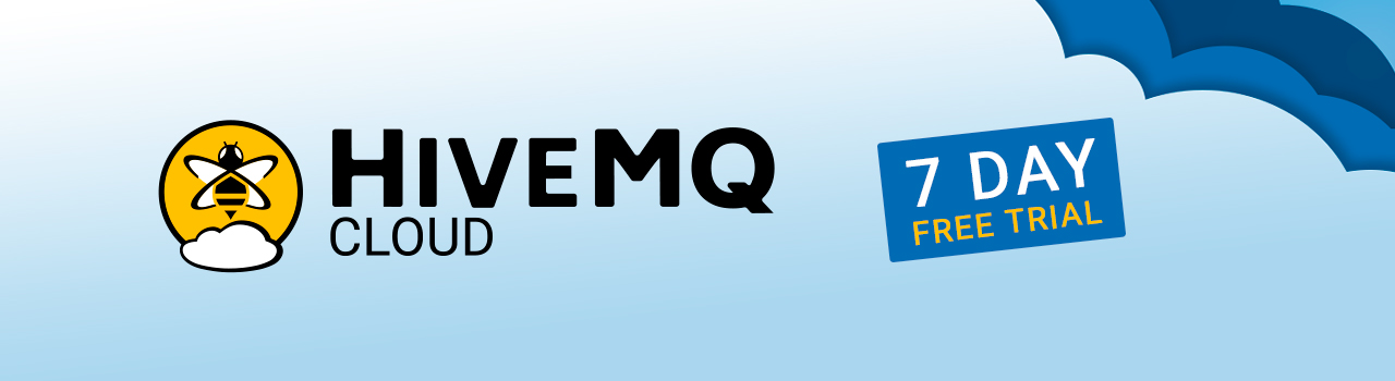 7 Day Free Trial of HiveMQ Cloud