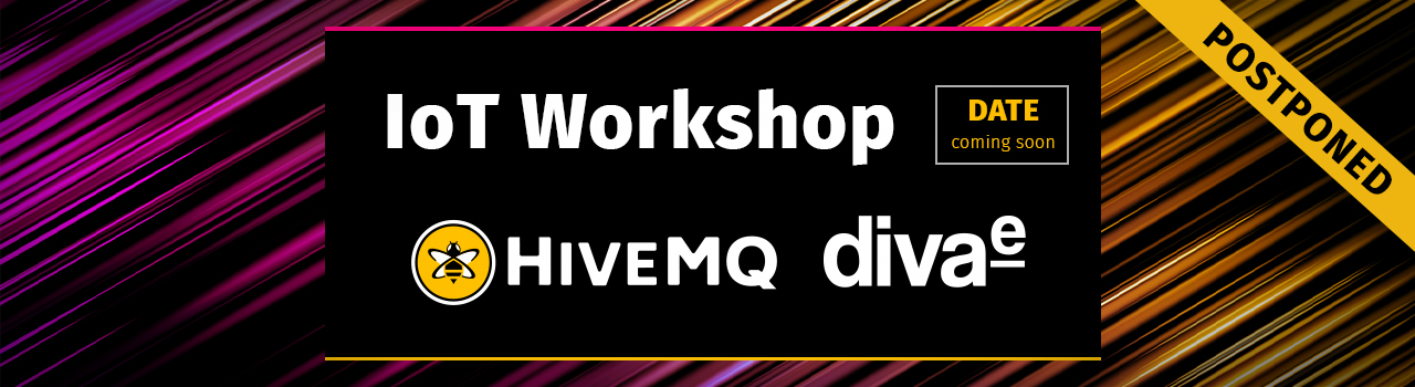 diva-e & HiveMQ IoT Workshop