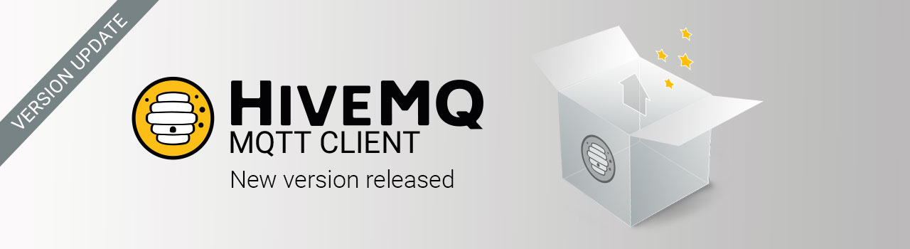 The HiveMQ MQTT Client 1.1.3 is released