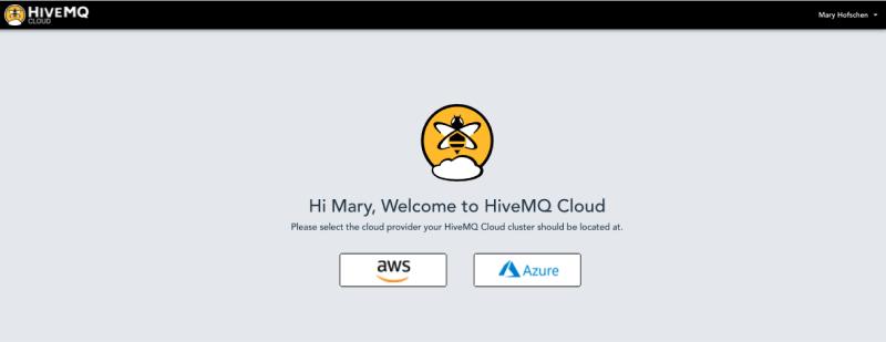 Welcome to HiveMQ Cloud