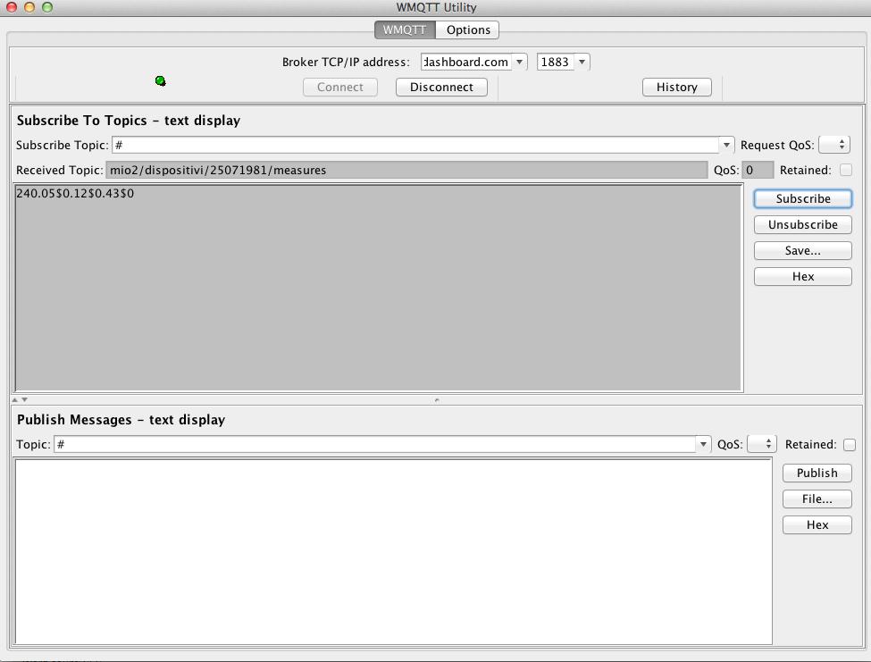 IBM WMQTT Utility