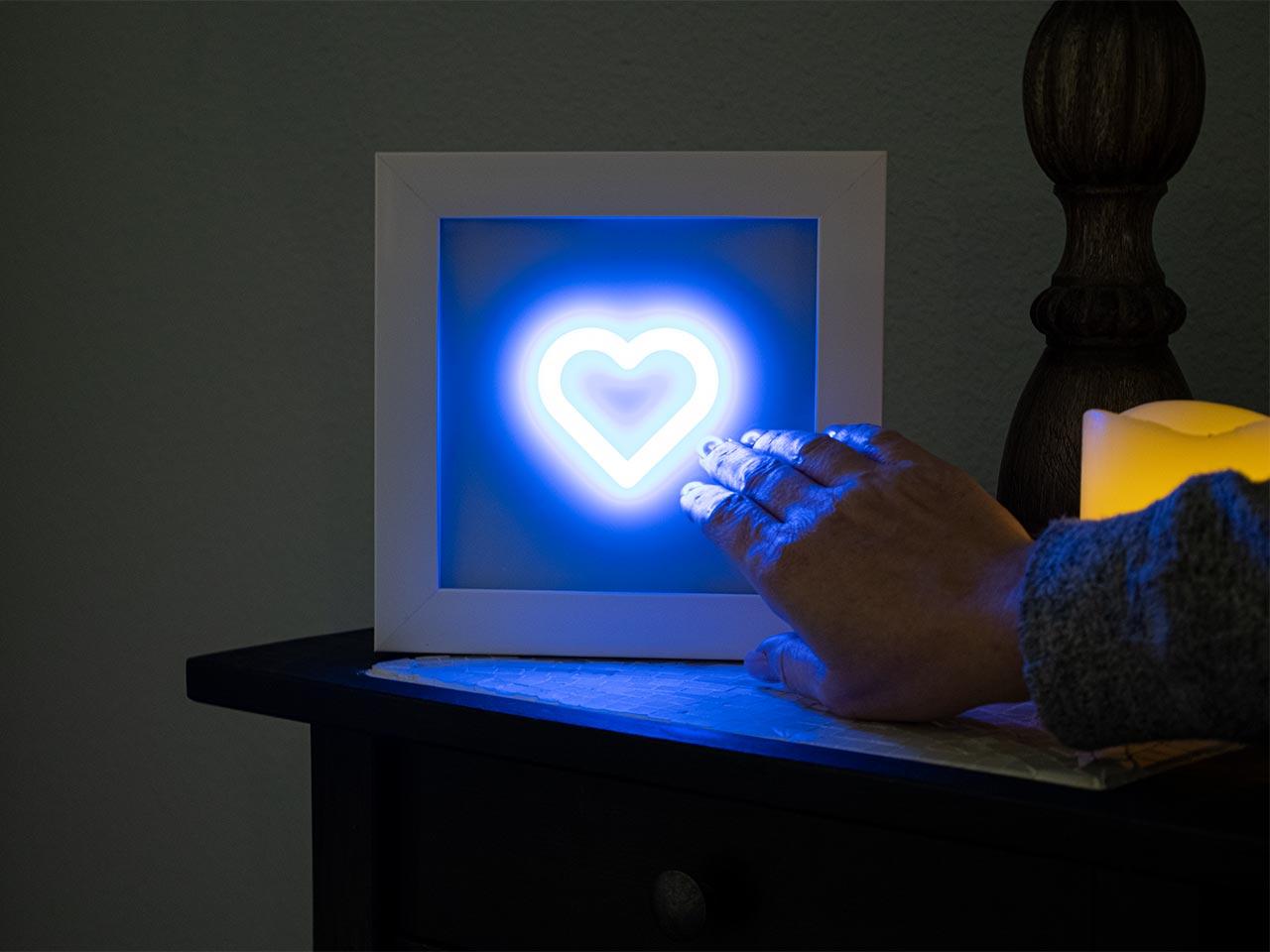Blue LoveLight
