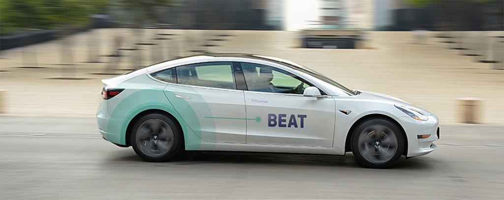Beat car