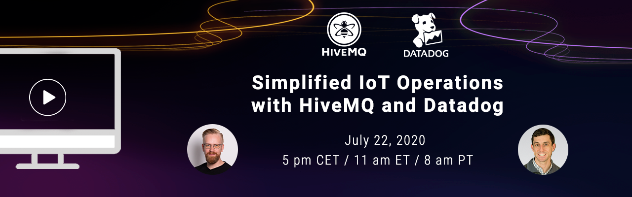 Simplified IoT Operations with HiveMQ and Datadog