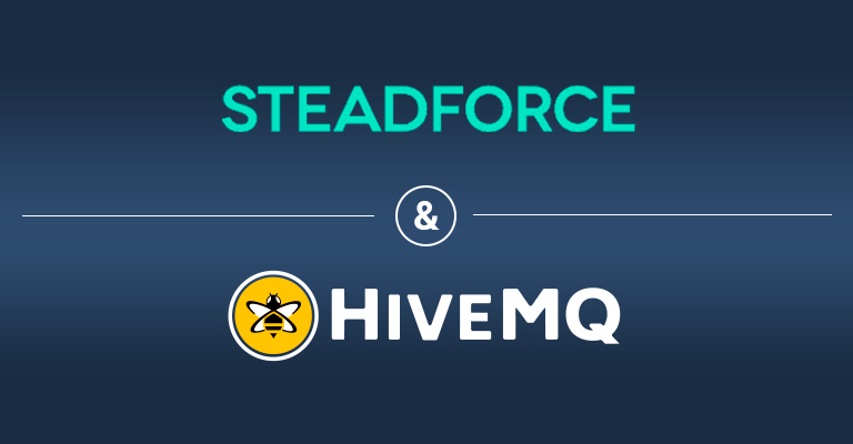 HiveMQ and Steadforce Partnership