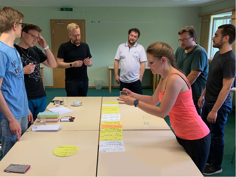 HiveMQ Team Event Brainstorming