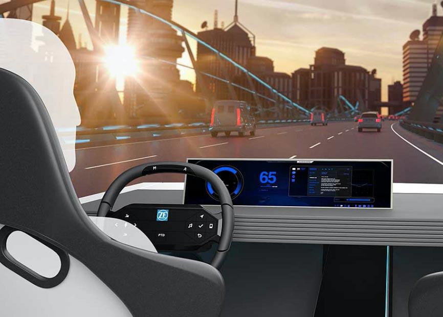 ZF Autonomous Mobility System